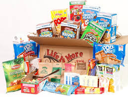 gift baskets for college students student breakfast care package food basket