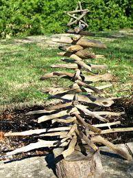 driftwood christmas tree oliveloaf design