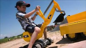 Ruspe Giocattolo A Pedali by Rolly Digger Rolly Toys By Testistore It Youtube