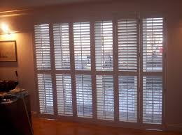 Sliding Shutters For Patio Doors Sliding Plantation Shutters For Patio Doors Home Design Ideas