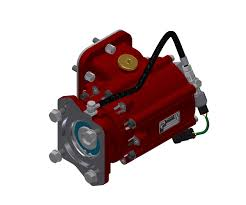 bezares hydraulic equipments for industrial vehicles pto