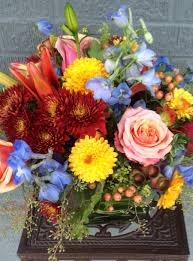 autumn flower delivery in centerville far hills florist