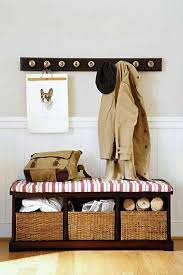 Pottery Barn Oakland Cubby Benches For Your Entryway Sfgate