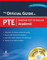 the official guide to pte academic pearson test of english with