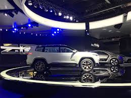concept jeep jeep yuntu concept unveiled at auto shanghai 2017 in images