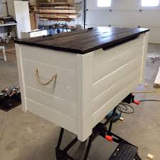 Wooden Toy Garage Plans Free by 25 Best Toy Chest Ideas On Pinterest Rogue Build Toy Boxes And