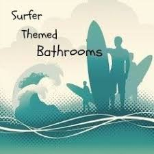 Surf Bathroom Decor Bathroom Kiddo Bathroom Bathrooms Decor Boy Bathroom Kid Surf