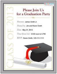 graduation open house invitations graduation open house invitation templates dhavalthakur