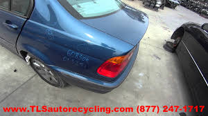 parting out 2001 bmw 325i stock 6083or tls auto recycling