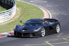 purple laferrari vwvortex com track only ferrari laferrari xx spied at