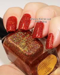 marias nail art and polish blog f u n lacquer seductive marmalade