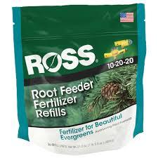 Fertilizer For Flowering Shrubs - ross rose u0026 flowering shrub root feeder refills jobes company