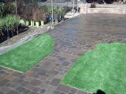 Patio Grass Carpet Fake Grass Carpet Edna Texas Rooftop Backyard Landscape Ideas
