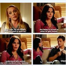 Cougar Town Memes - cougar town what my reaction to that would be exactly just for