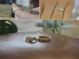 make your own wedding ring how to make your own wedding rings with the quarter workshop