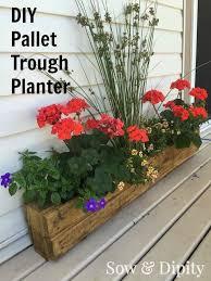 25 best trough planters ideas on pinterest plant troughs