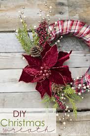 christmas wreath diy christmas wreath lil luna