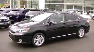 2010 lexus hs 250h msrp 2010 lexus hs250h video 001 youtube