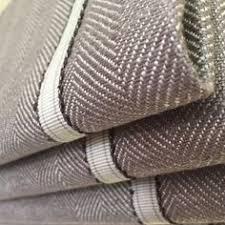 Tweed Roman Blinds Winter Grey Tweed Roman Blind Roman Blinds Tweed And Roman