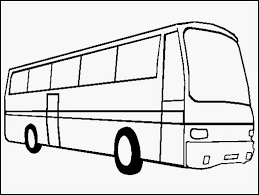bus coloring page best coloring pages adresebitkisel com