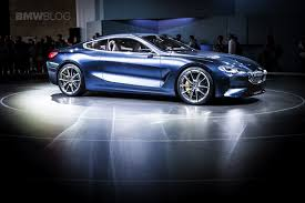 auto bild gets some scoop on the bmw 8 series and m8