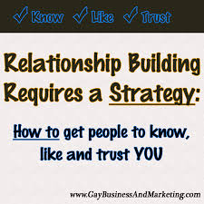 building trust quotes like success