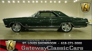 Buick Muscle Cars - 1965 buick riviera 6239 gateway classic cars st louis youtube