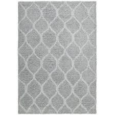 modern gray u0026 silver area rugs allmodern