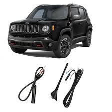 white jeep renegade jeep renegade 2015 factory oem replacement radio stereo custom