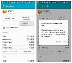 disable app android galaxy s5 how to disable and apps androidpit