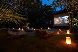 Backyard Theater Ideas Hotels U0026 Resorts Gili Lankanfushi Resort Romantic Outdoor Theater