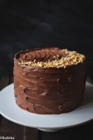 honeycomb crunch chocolate cake vikalinka