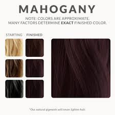 mahogany henna hair dye u2013 henna color lab u2013 henna hair dye