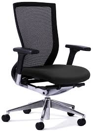 Office Mesh Chair by Balance Black Mesh Back Executive Chair Office Stock