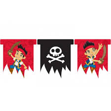 Disney Flag Jake U0026 The Neverland Pirates Flag Banner Disney From All You