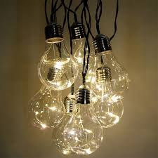 vintage led string lights 10 lights 15