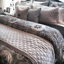 Pottery Barn Oakland This New Jacquelyn Bedding Looks So Good Freshly Made