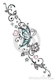 flower vine tattoos womens back i want this on my arm tattoo