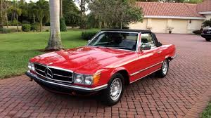 mercedes sl280 sold 1985 mercedes 280sl roadster for sale by auto haus of