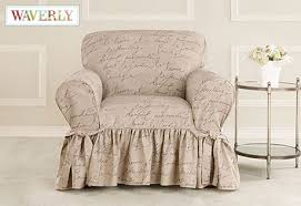 Slipcovered Arm Chair Bold Inspiration Slipcover For Chair Form Fitting Chair Covers Amp