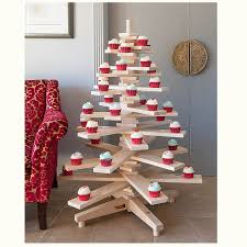Natural Christmas Tree For Sale - wooden swedish christmas tree christmas lights decoration