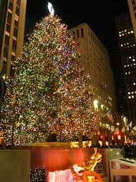 when is the christmas tree lighting in nyc 2017 christmas in new york city part 2 extraordinary christmas trees and