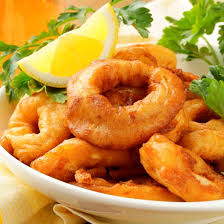 cuisiner les calamars recette beignets de calamars