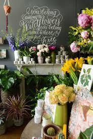 Flower Shops by Shop Tour The Farmer U0027s Daughter Flower Shop U2013 Design Sponge