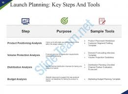 marketing go to market roll out plan new product launch powerpoint