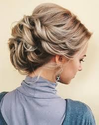 hairdos for thin hair pinterest 33 hottest bridesmaids hairstyles for short long hair bridesmaid