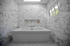 Carrara Marble Tile Bathroom Design Ideas Carrara Marble Bathroom Designs