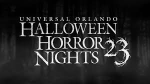 halloween horror nights logo video