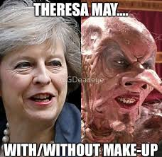 May Meme - theresa may in witches posters by ogdeadeye redbubble