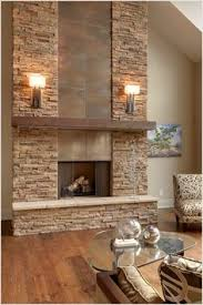 Best  Modern Stone Fireplace Ideas On Pinterest Modern - Design fireplace wall